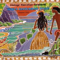 Vintage Hawaiian Treasures Vol. 2 - Hula Hawaiian Style