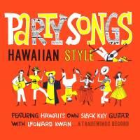 Party Songs Hawaiian Style – Vol 1
