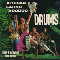 African Latino Voodoo Drums