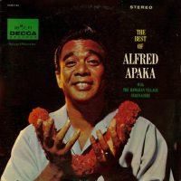 The Best Of Alfred Apaka (Double LP)