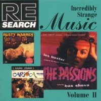 RE/Search Incredibly Strange Music Vol II