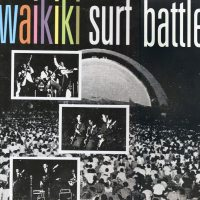 Waikiki Surf Battle