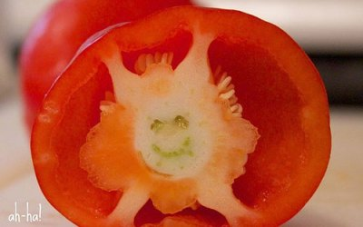 Happy-on-the-Inside Pepper