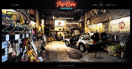 popcorn-garage
