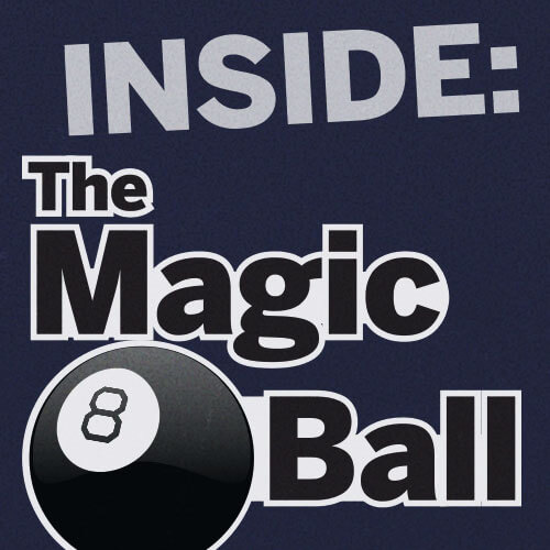 Inside the Magic 8-Ball