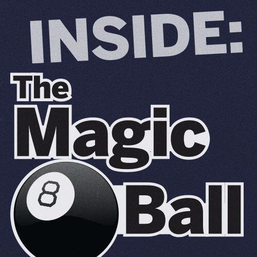 Inside the Magic 8-Ball