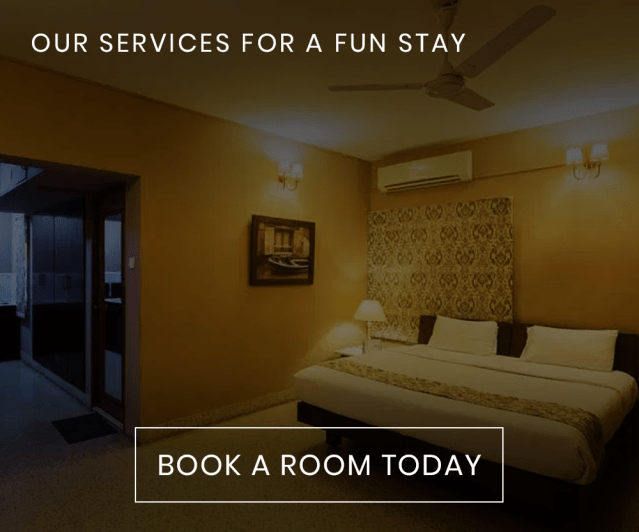 OUR SERVICES FOR A FUN STAY