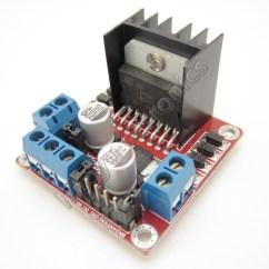 L298 H Bridge Circuit Diagram Gibson Les Paul 50 S Wiring Motor Driver 2a Dual L298n Us 4 00 Haoyu