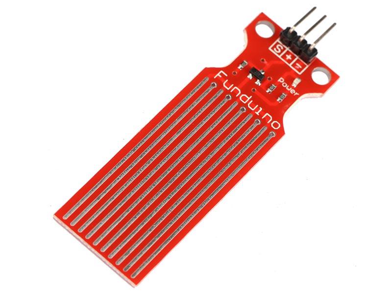 Sensor Schematic Dual Liquid Level Sensor Circuit