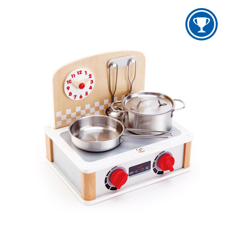 hape kitchen framed prints for kitchens 2 in 1 grill set e3151 toys
