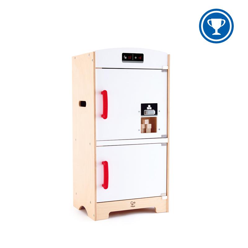hape kitchen toy hauler with outdoor all toys white fridge freezer