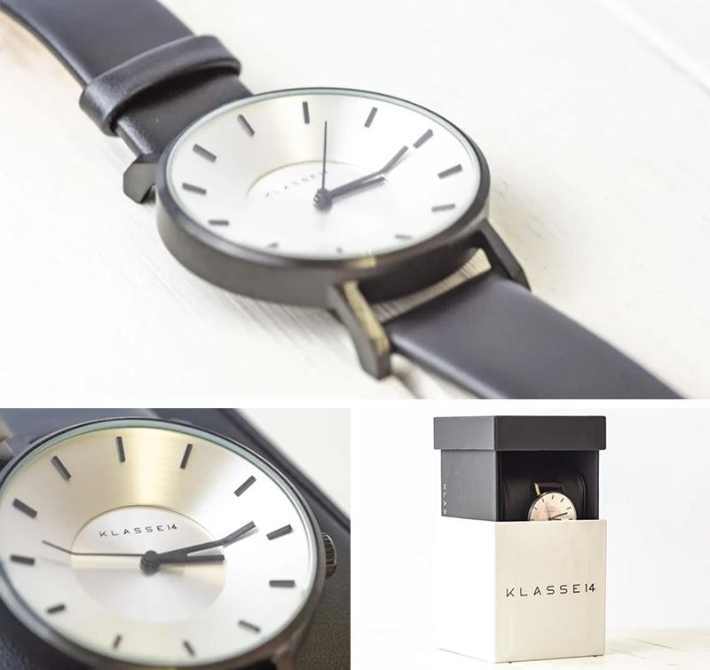 SNSで大人気の腕時計「KLASSE14(クラスフォーティーン)」の腕時計