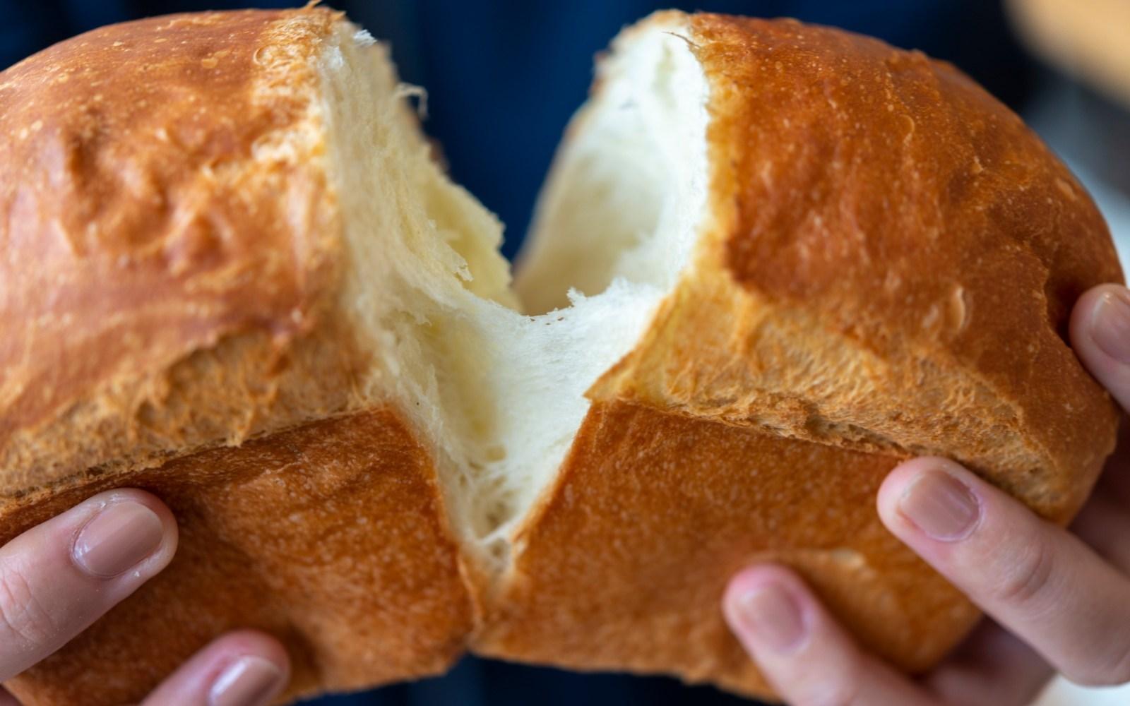 わくわくする、こだわりの詰まったオリジナルパン