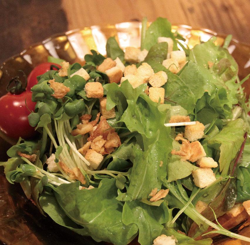 ランブルグリーンサラダ