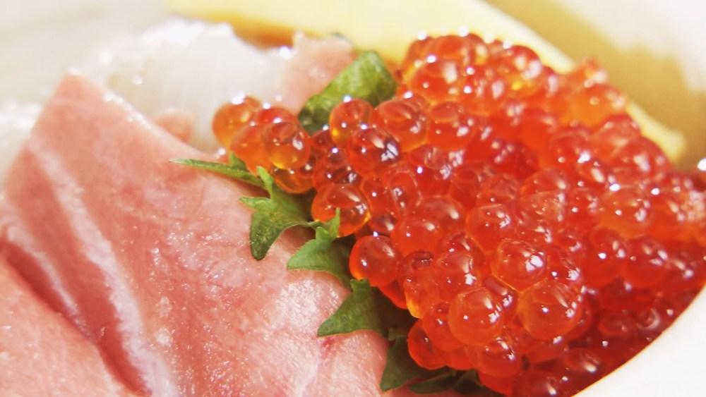 新鮮なお刺身がたっぷり贅沢!数量限定の海鮮丼