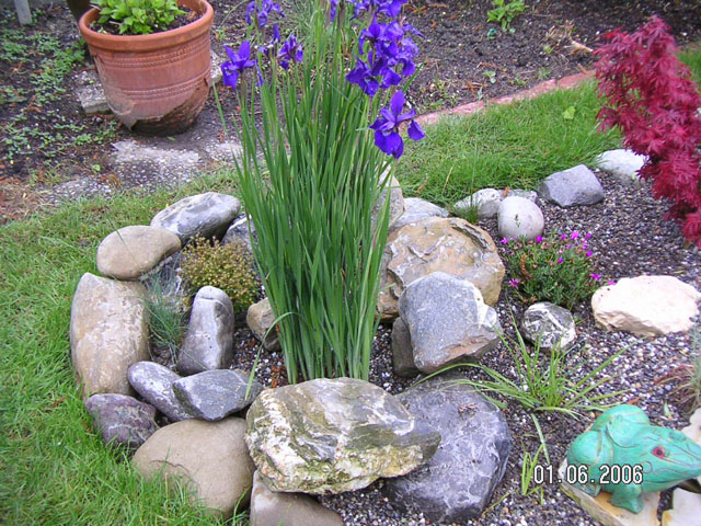 steine fur gartengestaltung - boisholz, Gartenarbeit ideen
