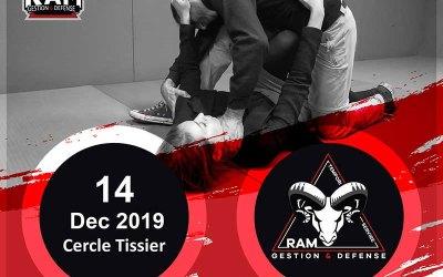 Quatrième Stage de Protection Personnelle de la saison le 14/12/2019