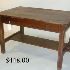 Stickley Sterling Sofa Table Loveseat Beds 77 Hap Moore Antiques Auctions November 22 2008 L J G No 531 Library