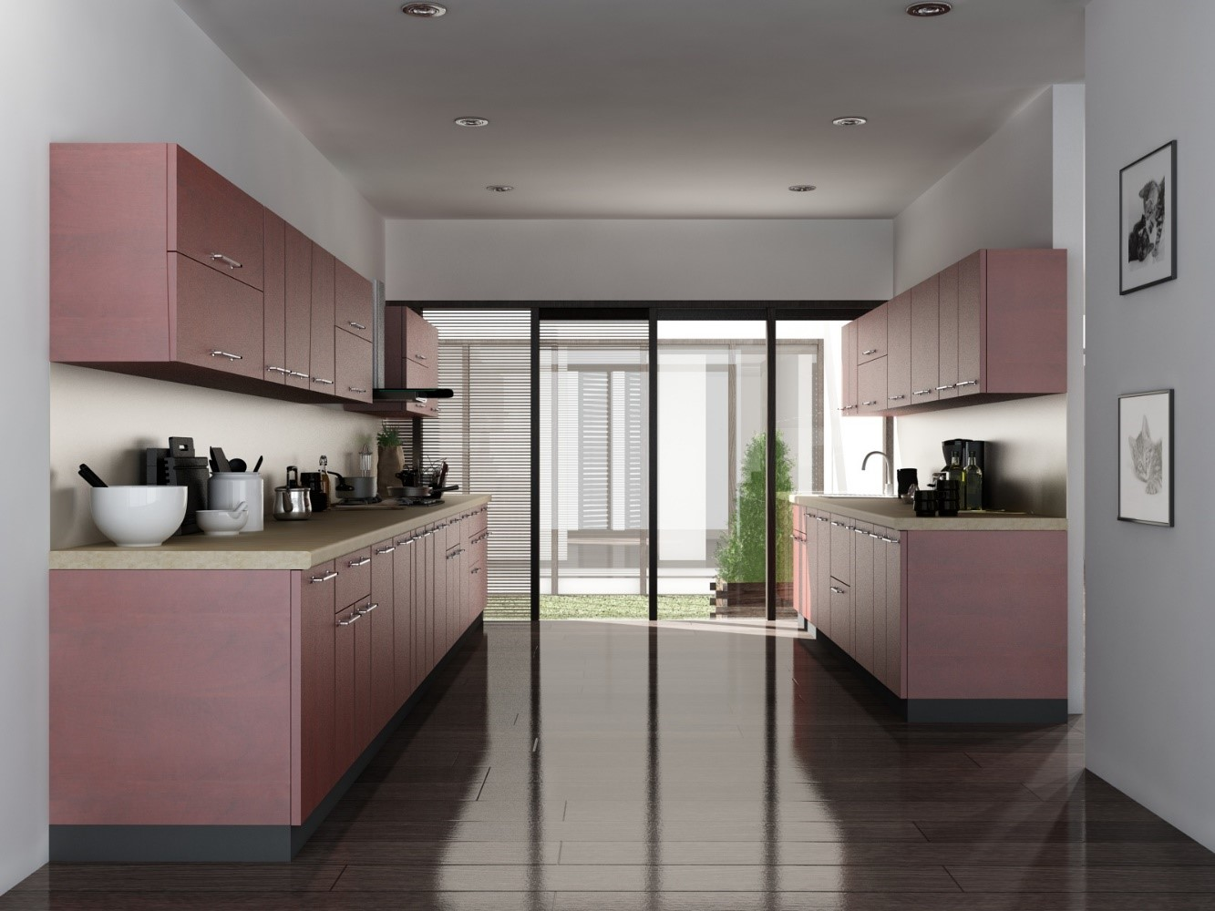 Types of Modular Kitchen  Advantages and Disadvantages