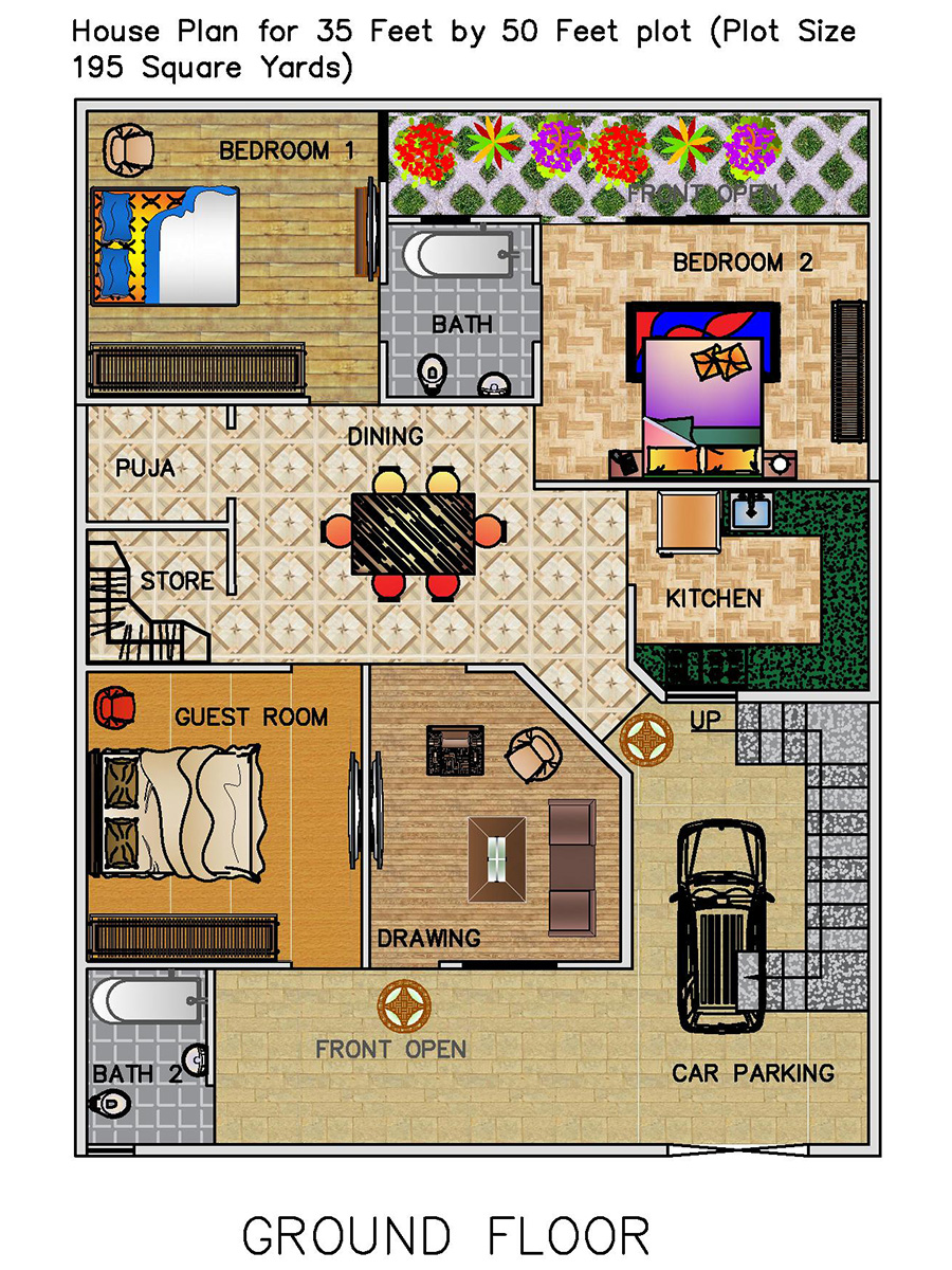 Small Kitchen Layout Plans
