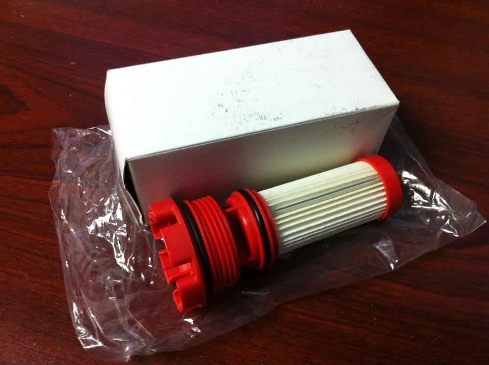 medium resolution of mercury dfi optimax verado fuel filter 35 8m0060041 8m0020349 tool 91 896661