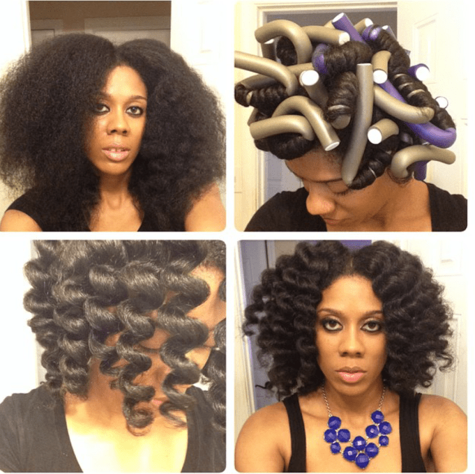 Excellent Cheating A Bantu Knot Out Happily Ever Natural Short Hairstyles Gunalazisus