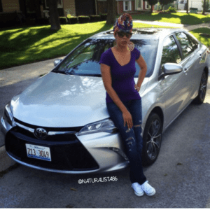 2016 Toyota Camry- XSE- Momapproved
