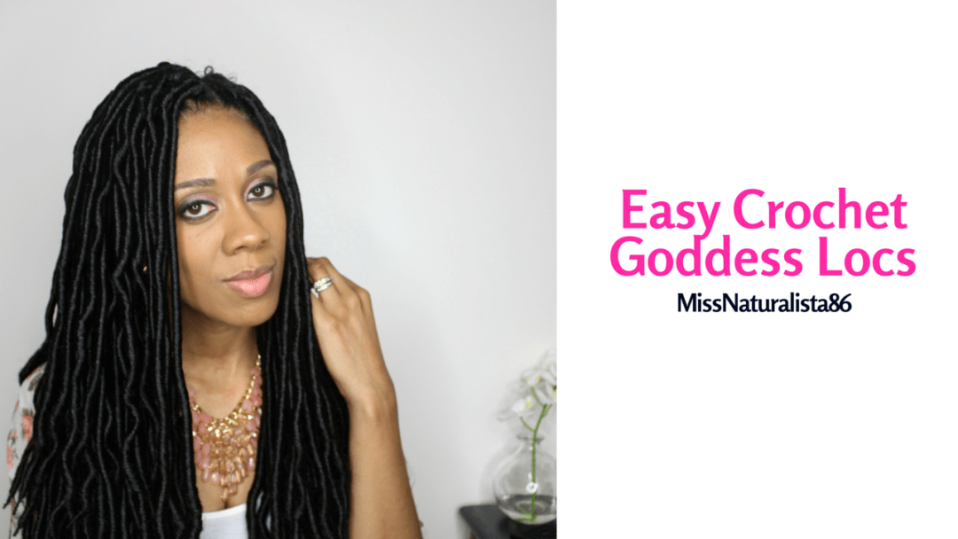 Crochet Goddess Locs : Easy Crochet Goddess Locs Tutorial