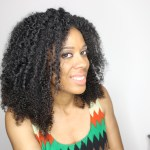 Hairstyles For Busy Moms: Kinky Curly Yaki Review