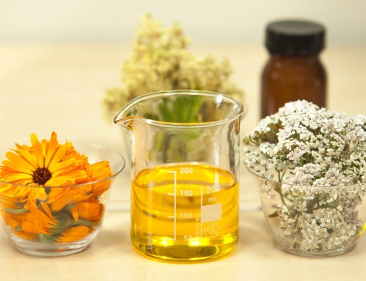 Hot oil treatments