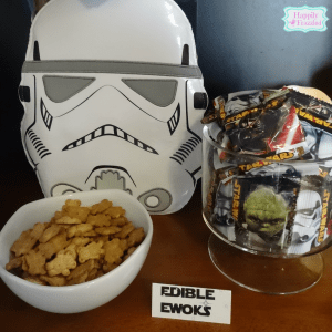 Star Wars Party: Episode I | The Refreshments | HappilyFrazzled.com