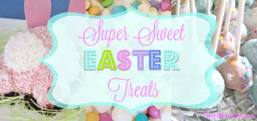 Super Sweet Easter Treats | HappilyFrazzled.com