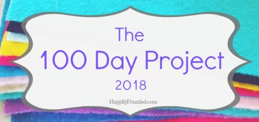 The 100 Day Project | HappilyFrazz