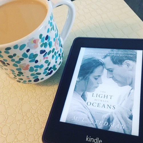Book Recommendation Reading List.  The Light Between Oceans | HappilyFrazzled.com