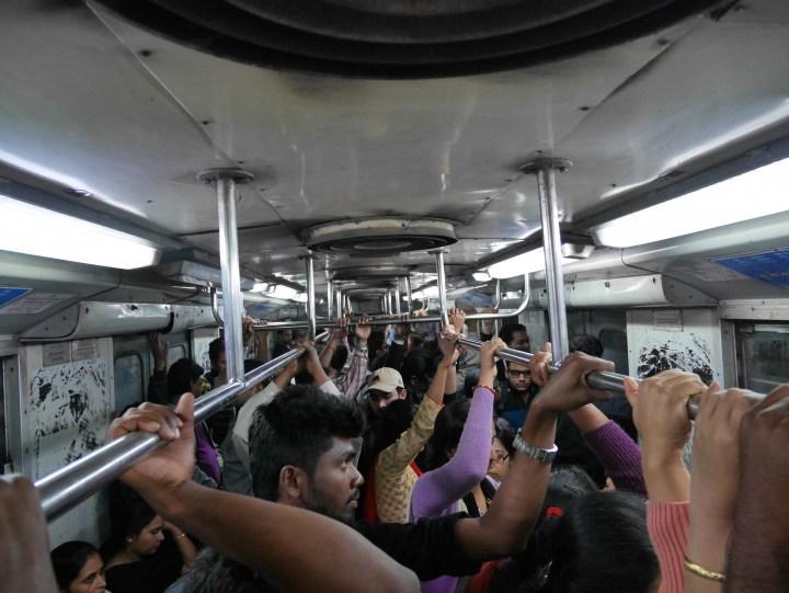 Subway of Calcutta