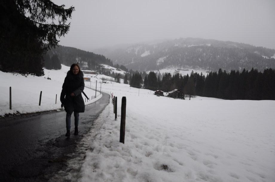 Winter Hiking 1