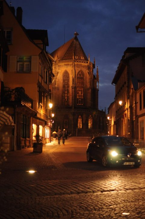 France COlmar at Night