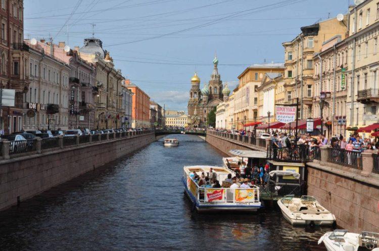 Petersburg-Canal