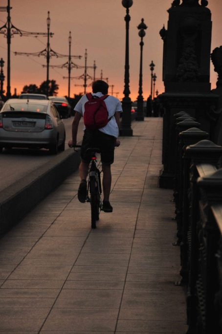 Russia-cycling