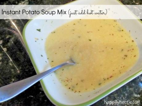 instant potato soup mix