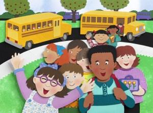 SchoolBus&Kids