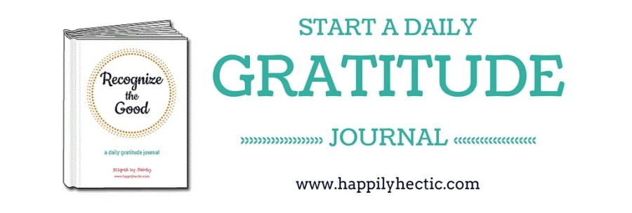 gratutude journal