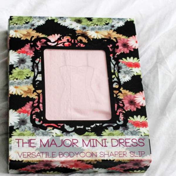 Jewel toned maternity shapewear