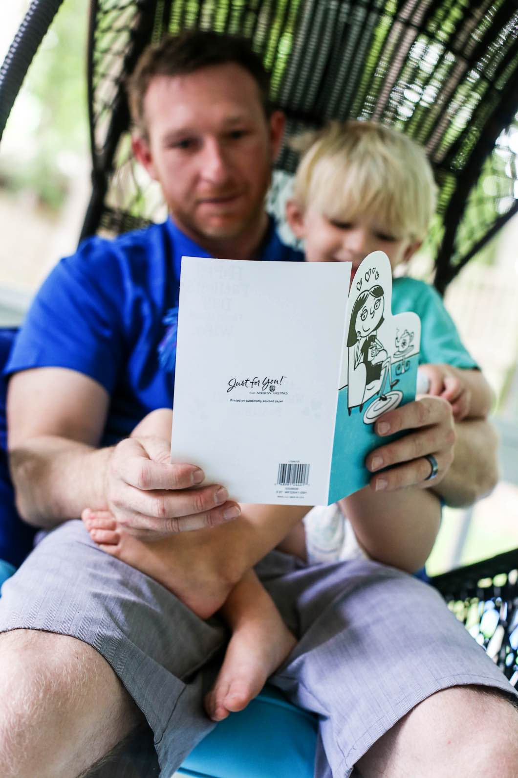Treasure Hunt for Father's Day