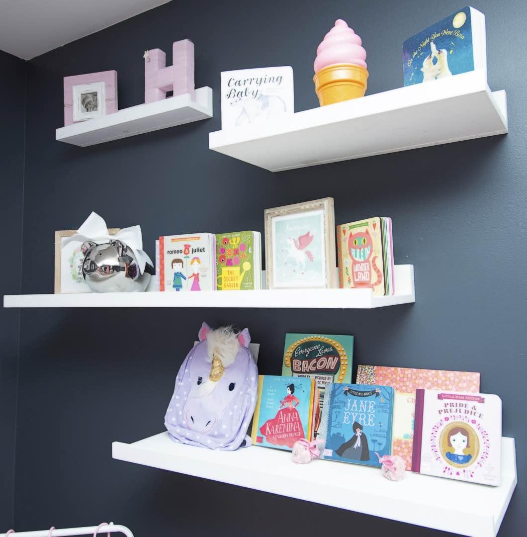 Unicorn Themed Nursery  Happily Hughes