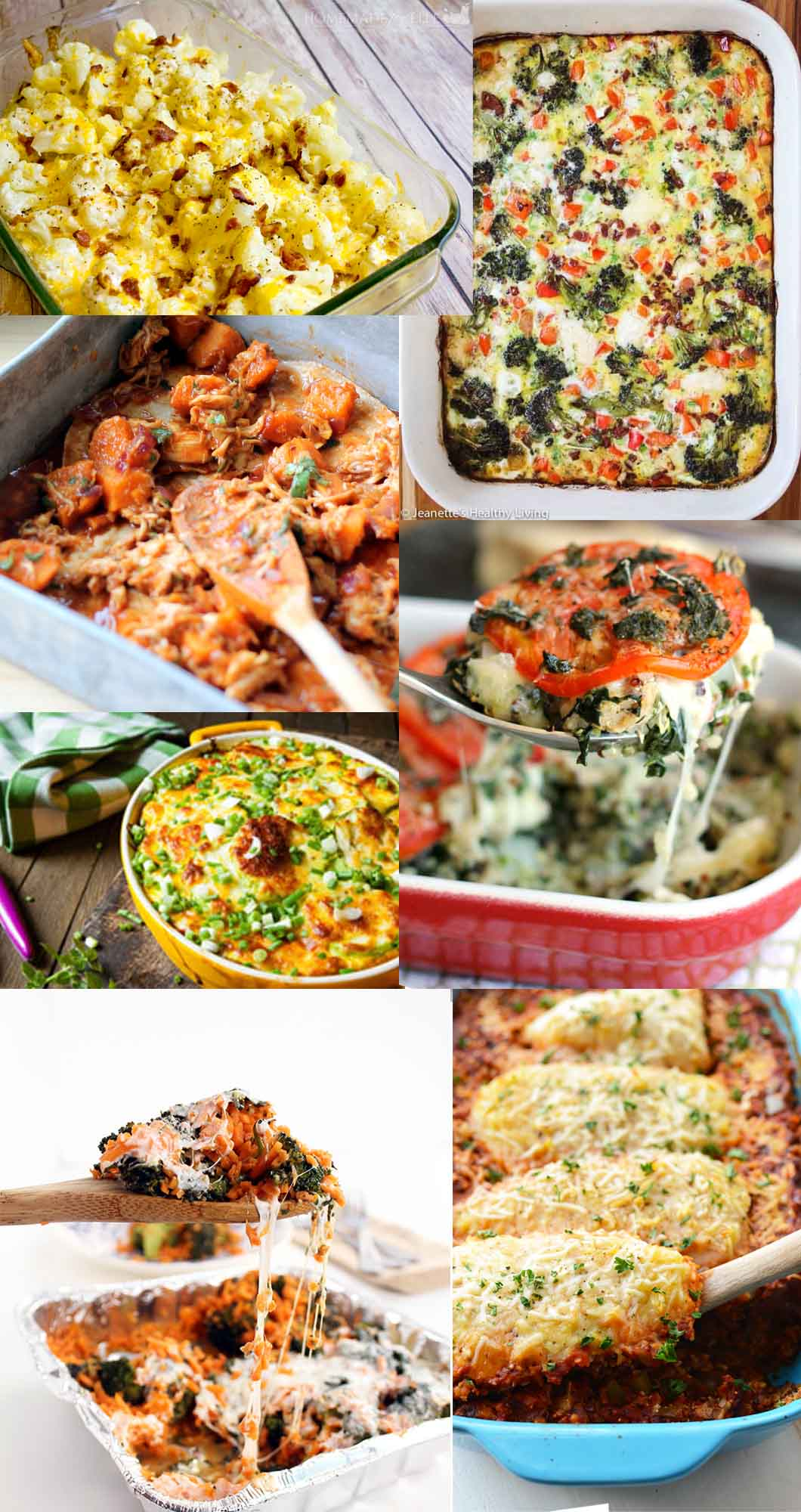 20 Healthy Casseroles For Your Whole Family