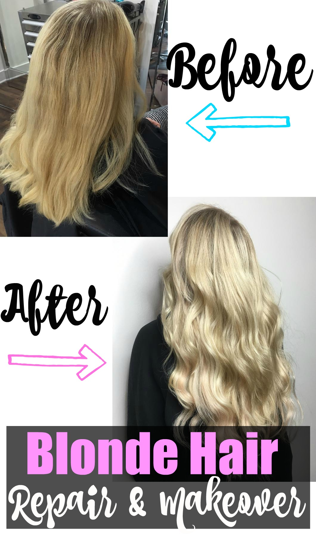 mom hair and fashion makeovers mom makeover before and after blonde hair repair and makeover with extensions mommy