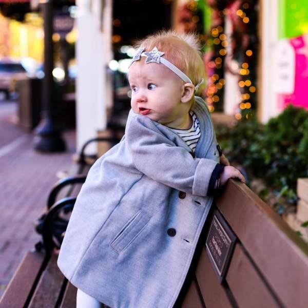 Christmas Baby Fashion OshKosh Bgosh