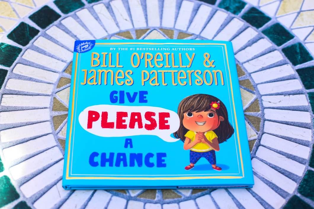 jamespattersonkidsbookbilloreilly