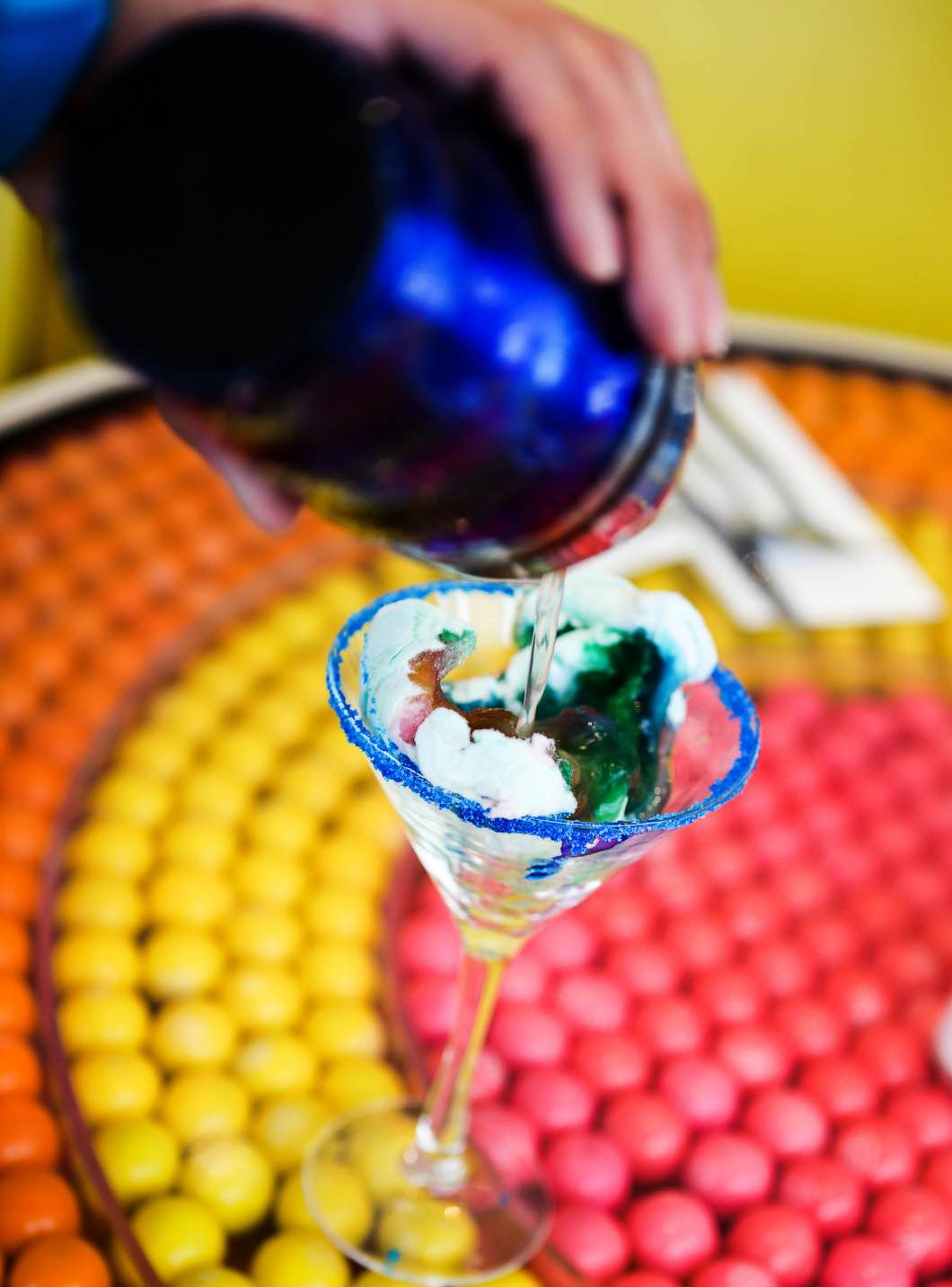 Dylan's Candy Bar Drinks New York